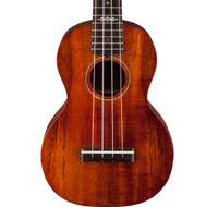 Gretsch G9110-SK Concert Koa Ukulele with Gig Bag