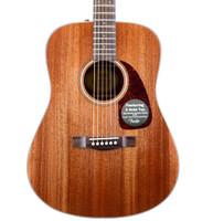 Fender CD-140S Natural, Solid Mahogany Top