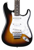 Fender Dave Murray Strat, HHH, Floyd Rose Locking Tremolo with Gig Bag