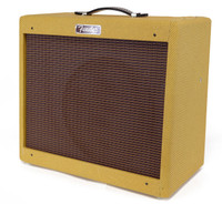 Fender Blues Jr. Lacquered Tweed Tube Amplifier