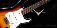 Fender Custom Shop Postmodern Journeyman Relic® Stratocaster - 3-Tone Sunburst