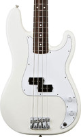 Fender Standard Precision Bass - Olympic White, Rosewood Fingerboard