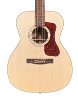 Guild OM-150 Acoustic Guitar - Natural with Hardshell Case