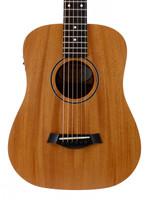 Taylor BT2e Mahogany Acoustic Guitar (3/4 Size) w/ Gig Bag