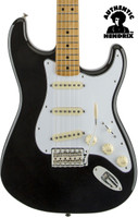 Fender Jimi Hendrix Stratocaster - Black with Deluxe Gigbag