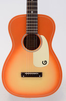Gretsch G9500 Jim Dandy Flat Top Parlor Style Acoustic Guitar - Round-Up Burst