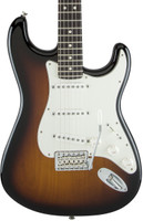 American Special Stratocaster - 3 Color Sunburst w/ Deluxe Gig Bag