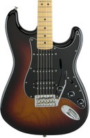 American Special  HSS Stratocaster - 3 Color Sunburst w/ Deluxe Gig Bag