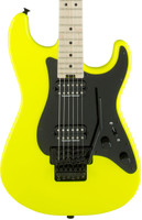 Charvel Pro Mod So-Cal HH - Neon Yellow