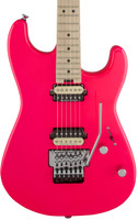 Charvel San Dimas Style 1 HH Electric Guitar - Neon Pink