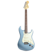 Fender Deluxe Roadhouse Strat Mystic Ice Blue w/bag