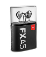 Fender in ear monitors - model FXA5 (Silver)
