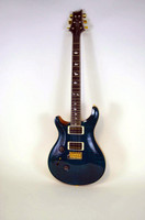 Paul Reed Smith Custom 24 Left hand, Azul, 30th Anniversary, w/case