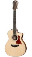 Taylor 254ce-DLX Acoustic-Electric Guitar w/ Case