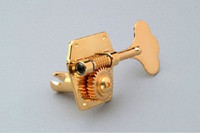 Gotoh tuning keys for P & J bass, gold