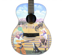 Martin Cowboy III Limited Edition Acoustic Guitar