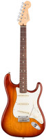 Fender American Pro Stratocaster®, Rosewood Fingerboard, Sienna  Sunburst