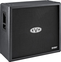 EVH 5150 III 4X12 Straight Guitar Speaker Cabinet - Black