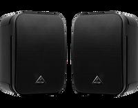 Behringer 1C-BK Compact 2-Way Monitor Speaker - Pair