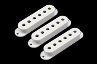 PC-0406-025 Set of 3 White Pickup Covers for Stratocaster®
