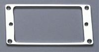 PC-0741-010 Chrome Flat Profile Humbucking Pickup Ring Set