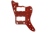PG-0582-044 Red Tortoise Pickguard for Jazzmaster®