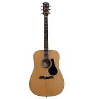 AD60 Artist 60 Series Dreadnought, Natural Finish