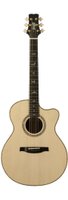 PRS Private Stock Angelus Cutaway Acoustic, Natural W/Case