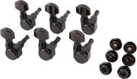 Locking Stratocaster®/Telecaster® Tuning Machines Black