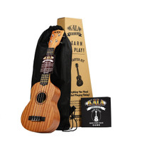Kala Learn To Play Soprano Ukulele Starter Kit