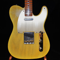 Fender Custom Shop- Red Hot Roasted Telecaster Limited W/ Case