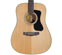 Guild D-140 Acoustic Guitar with Hardshell Case