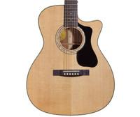 Guild F-130CE, Mahogany Orchestra Cutaway Acoustic Guitar