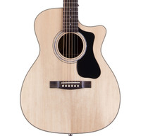 Guild F-130RCE Acoustic Guitar with Deluxe Hardshell Case