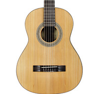 Fender MC-1 3/4 Classical Nylon String Acoustic Guitar with Gig Bag