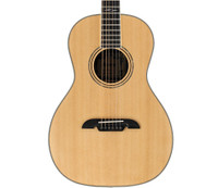 Alvarez AP70 Parlor Solid Top Acoustic Guitar