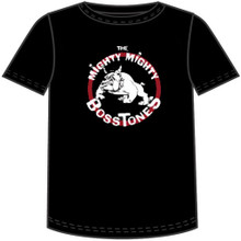 Mighty Mighty Bosstones Bulldog Logo Men's Black T-shirt