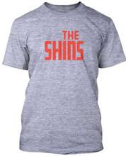 The Shins Logo Men's Gray T-shirt