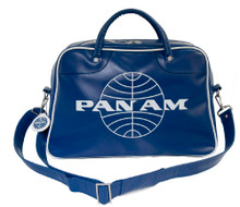 Pan Am Originals Orion Travel Bag With Pan Am Airlines Classic Logo