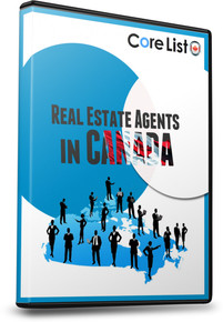 List of Real Estate Agents Database - Canada