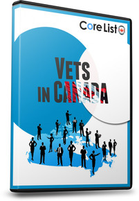 List of Vets Database - Canada