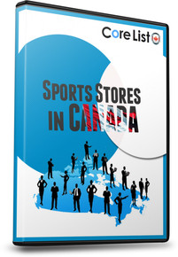 List of Sports Stores Database - Canada