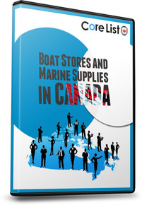 List of Boat Stores and Marine Supplies Database - Canada