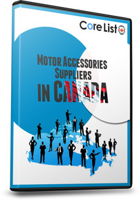 List of Motor Accessories (Car Parts) Stores and Suppliers Database - Canada
