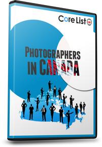 List of Photographers Database - Canada