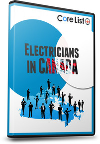 List of Electricians (Electrical Contractors) Database - Canada