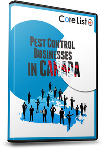 List of Pest Control Businesses Database - Canada