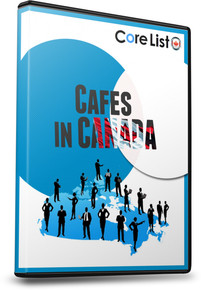 List of Cafes Database - Canada