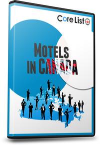 List of Motels Database - Canada