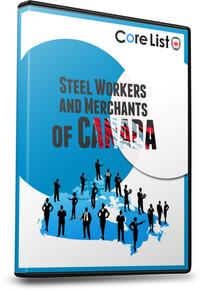 List of Steel / Metal Workers and Merchants of Canada